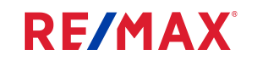 Re/Max Real Estate Central Branch Logo