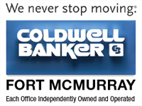 Coldwell Banker Fort McMurray Logo