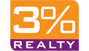 3% Realty East Coast Logo