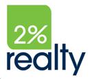2% Realty SELECT Logo