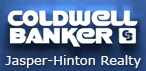Coldwell Banker - Jasper Hinton Realty Logo