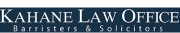 Kahane Law Office Barristers & Solicitors