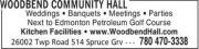 Woodbend Community Hall