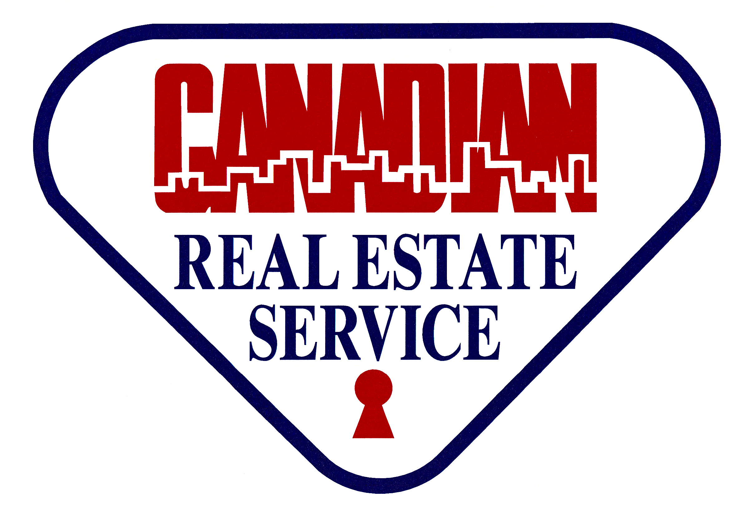Canadian Real Estate Service Logo