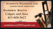 Darren's Plumbing and Handyman Service