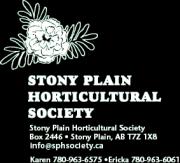 Stony Plain Horticultural Society