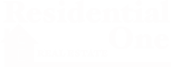 Residential One Real Estate Logo