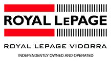 Royal LePage Vidorra Logo