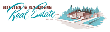 Homes and Gardens Real Estate Logo