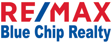 RE/MAX Blue Chip Realty Logo