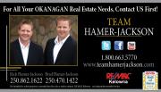 Rick Hamer jackson REMAX -Kelowna BC