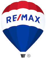 RE/MAX real estate central alberta Logo